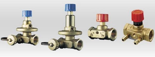 Что такое балансировочный клапан для системы отопления 3