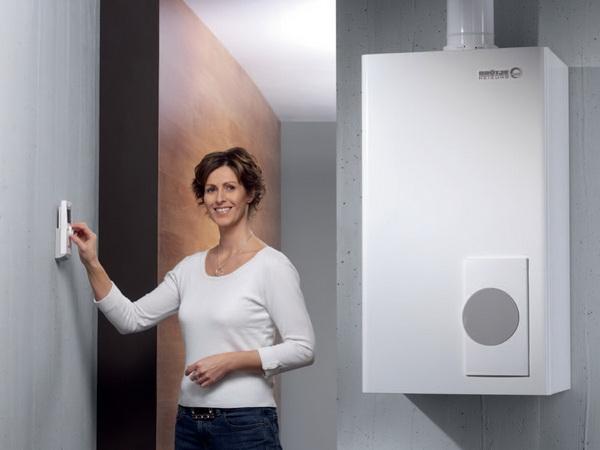 Энергонезависимые газовые котлы отопления настенные и напольные 4