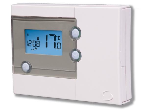 Ставим терморегулятор для насоса системы отопления 2