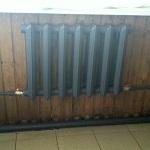 Система отопления Ленинградка работает без насоса 1