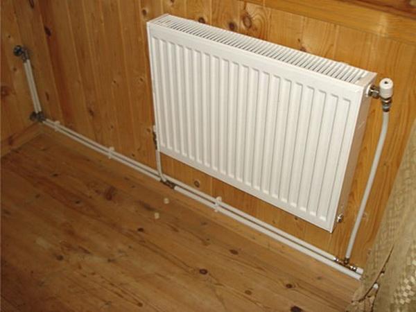 Двухтрубная система отопления многоэтажного дома 4