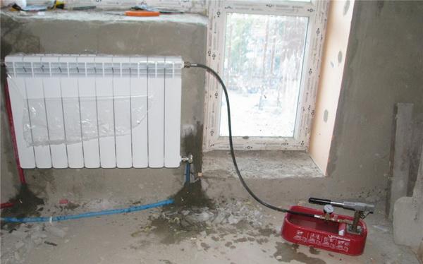 Двухтрубная система отопления многоэтажного дома 5