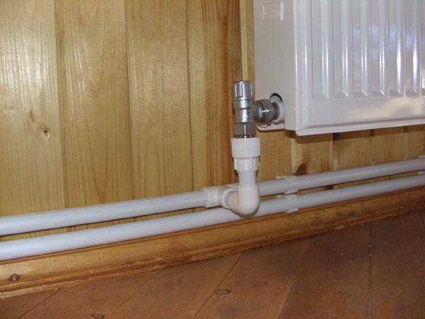 Двухтрубная система отопления - схема, расчет и монтаж системы 2