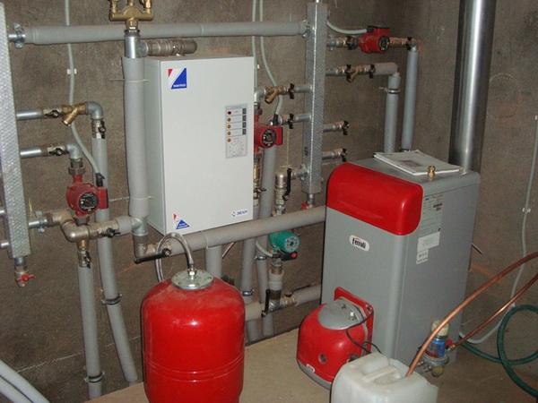 Альтернатива газовому отоплению в частном доме 2