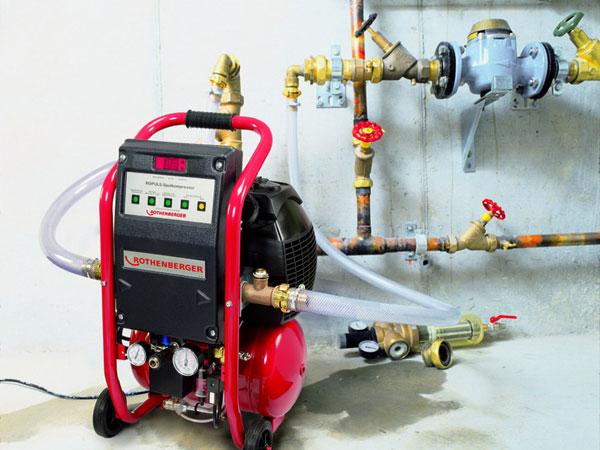Антифриз в систему отопления дома пропиленгликоль 5