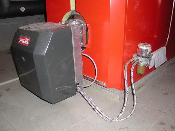 Дизельный котел отопления - расход топлива на отопление и ГВС 5