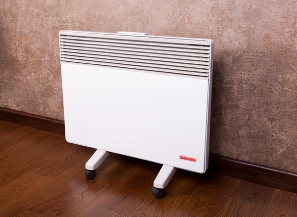 Как работают электрические конвекторы отопления с терморегулятором 2