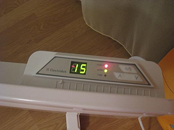 Как работают электрические конвекторы отопления с терморегулятором 4