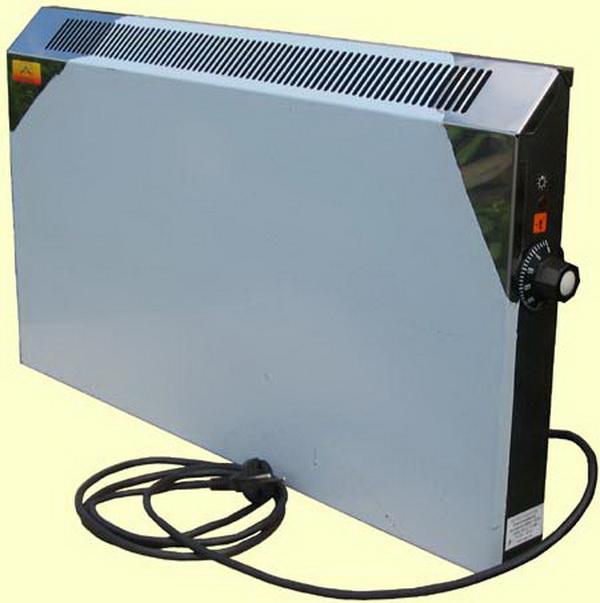 Как работают электрические конвекторы отопления с терморегулятором 5