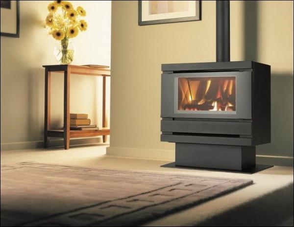 Газовые камины для отопления: отопление дома газовыми баллонами 3