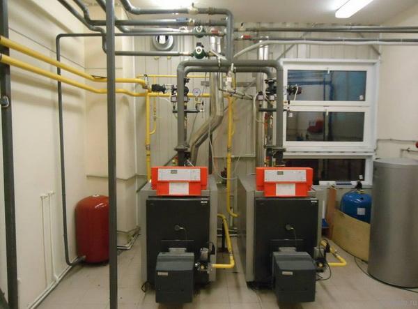 Комбинированные котлы отопления газ - дрова - что это такое 4