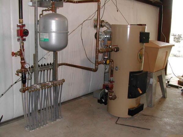 Комбинированные котлы отопления газ - дрова - что это такое 5