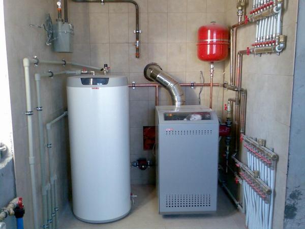 Что такое ленинградская система отопления частного дома 3