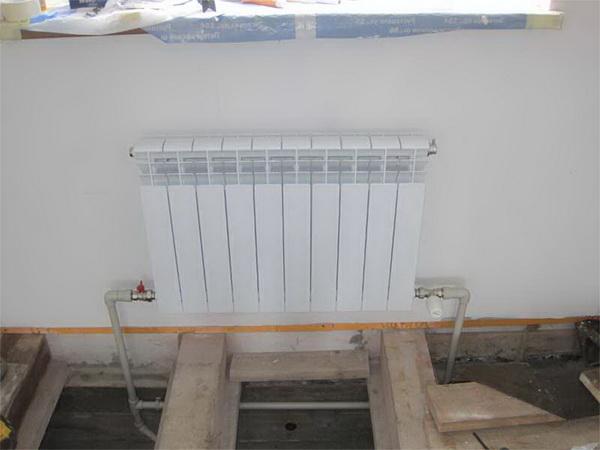 Отличие ленинградской системы отопления двухэтажного дома 2