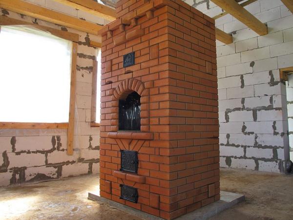 Печи Кузнецова с водяным отоплением - устройство и отзывы 5