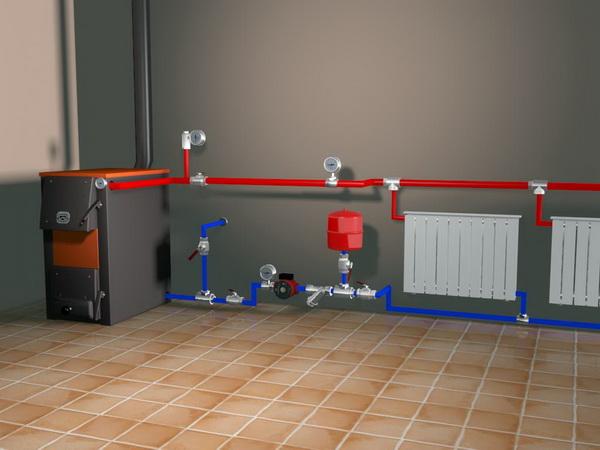 Как устроен расширительный бак системы отопления, где купить, как монтировать 5