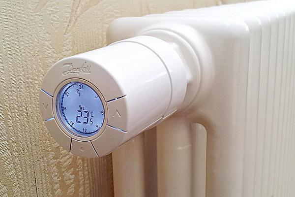 Как работает регулятор температуры для радиатора отопления 3