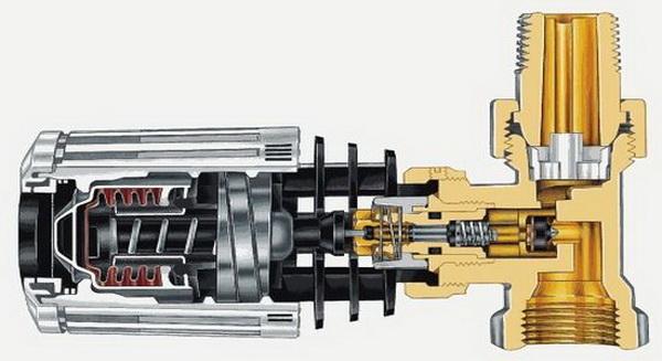 Как работает регулятор температуры для радиатора отопления 5