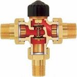 Что такое трехходовой клапан на системе отопления 1