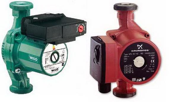 Выбираем водяной насос для отопления дома 2