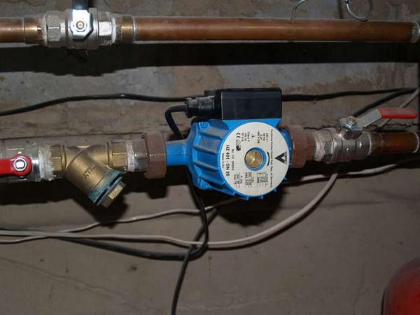 Выбираем водяной насос для отопления дома 4