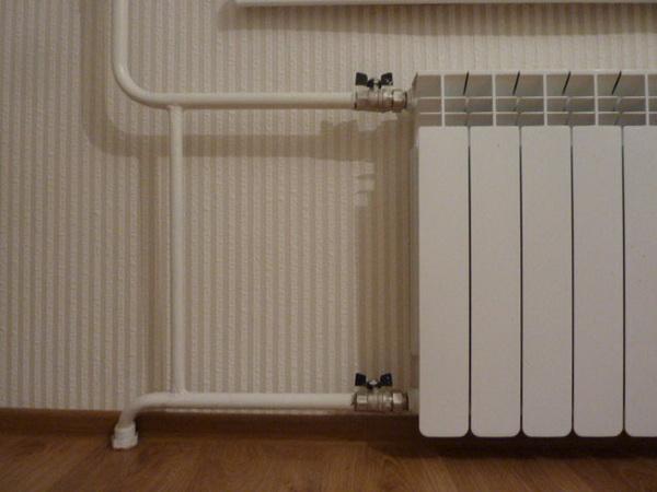 Как правильно подключить радиатор отопления к СО 2