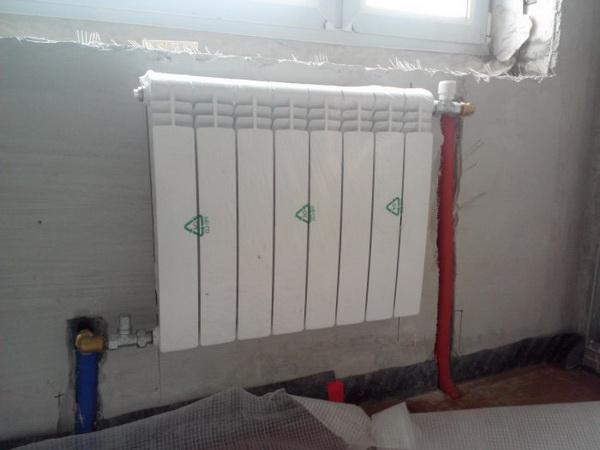 Как правильно подключить радиатор отопления к СО 5