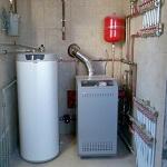 Принцип работы газового котла отопления для частного дома 1