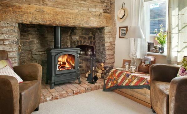 Чугунные печи для дачи дровяные длительного горения - какие варианты? 3