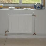 Подключение радиатора отопления к полипропиленовым трубам - варианты 1
