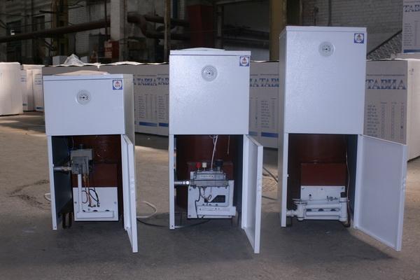 Энергонезависимые газовые котлы отопления настенные и напольные 2