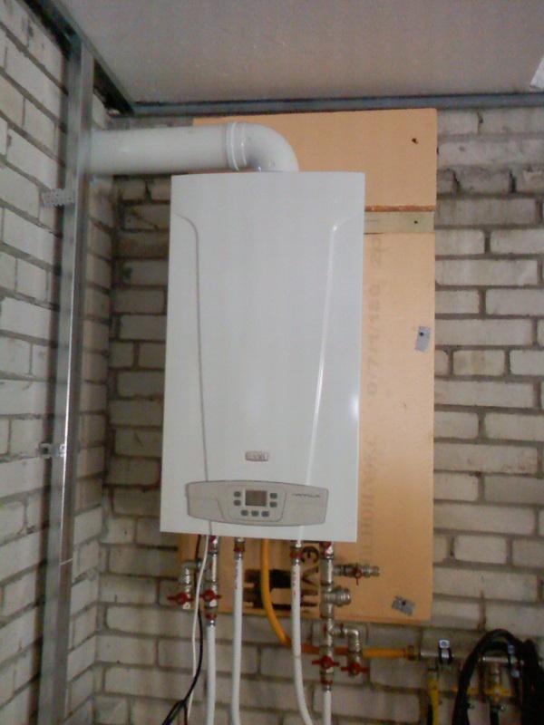 Делаем экономное отопление гаража 2
