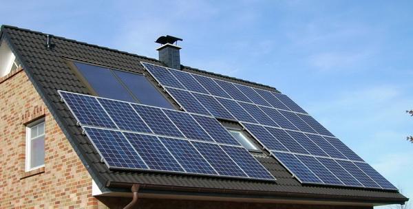 Солнечное отопление дома своими руками 5