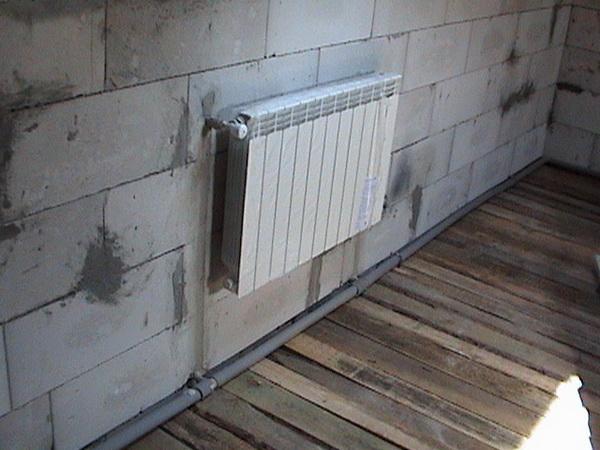 Однотрубное отопление с нижней разводкой – расчет и разводка системы 2