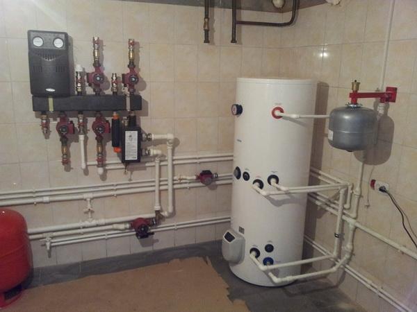 Как рассчитываются системы отопления и как они испытываются 4