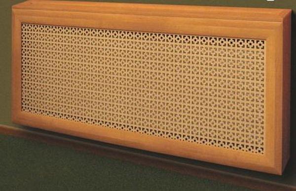 Экраны для батарей отопления - лучшие дизайны на фото 3
