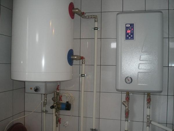 Выбираем электрокотел для водяного отопления на 220 вольт 3