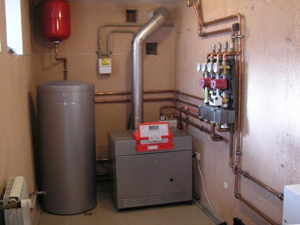 Самодельный газовый котел отопления – принцип работы и особенности 2