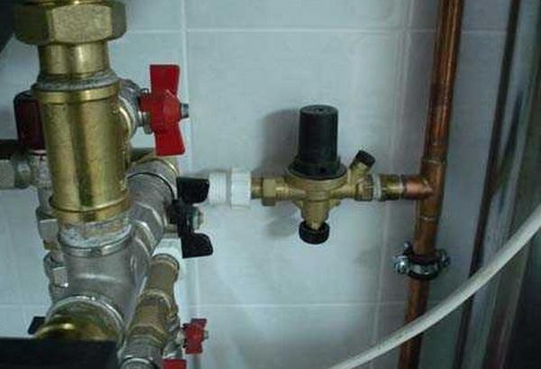 Клапан подпитки системы отопления – какой подпиточный клапан нужен для СО 2