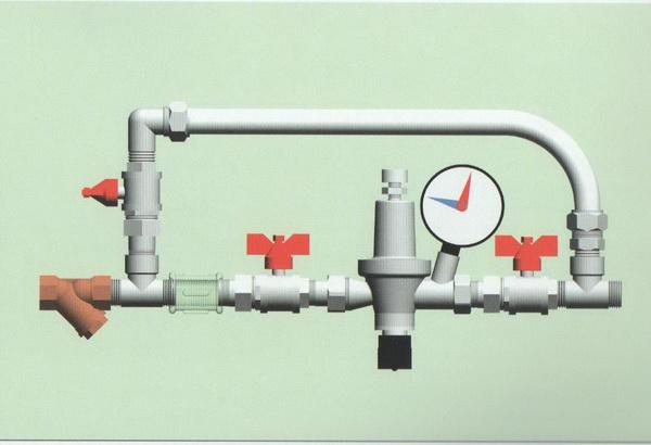 Клапан подпитки системы отопления – какой подпиточный клапан нужен для СО 5
