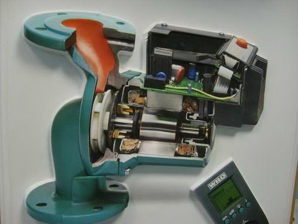 Подбираем характеристики циркуляционного насоса для системы отопления 4