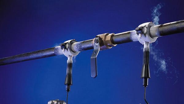 Разморозка системы отопления - запуск системы отопления частного дома после аварии 2
