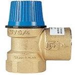 Сбросной предохранительный клапан системы - от чего спасает 1