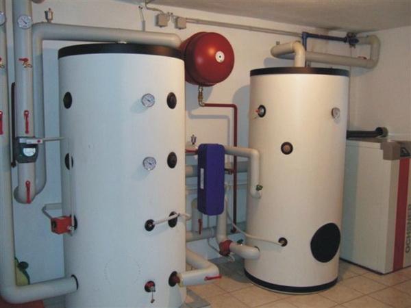 Система отопления с тепловым аккумулятором - что это и как работает 4