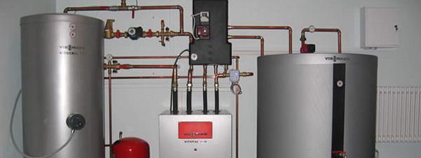 Основные виды систем отопления 5