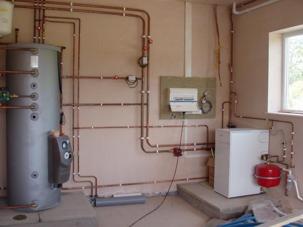 Делаем своими руками закрытую систему отопления частного дома 2