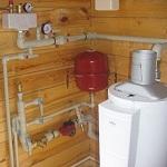 Делаем своими руками закрытую систему отопления частного дома 1