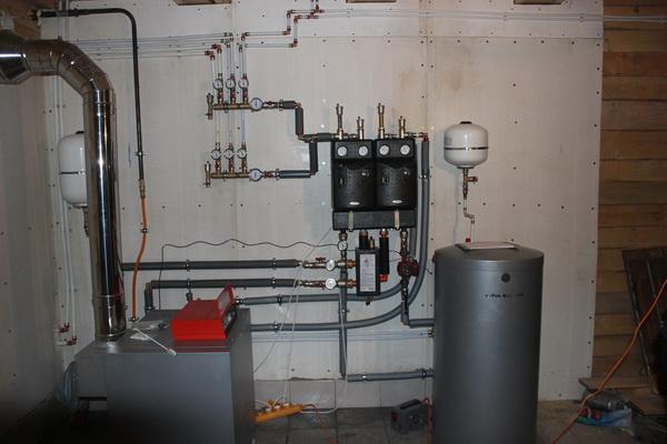 Принцип работы газового котла отопления для частного дома 3