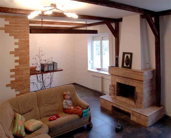 Проект отопления двухэтажного частного дома 5