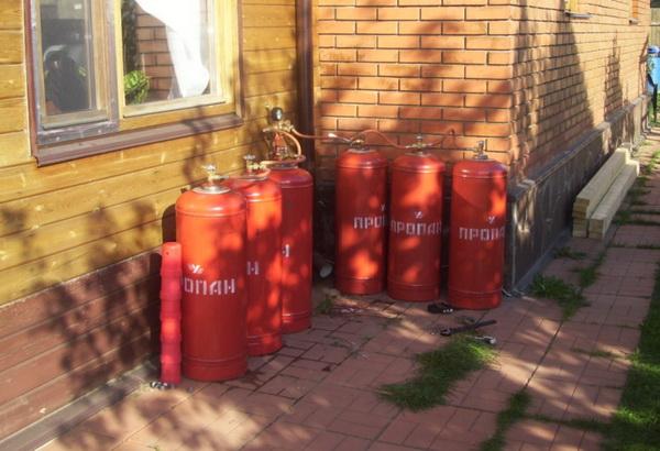 Эффективное газовое отопление на баллонах в доме или на даче 2
